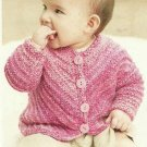 **Crochet Shawl / Afghans - Knit Girl's Dress /Baby Sweater Plus