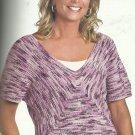 Knit Turtleback Shawl / Girl's Dresses / Ladies & Men's Sweaters/Jackets