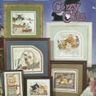 Cozy Cat Cross Stitch Patterns STONEY CREEK