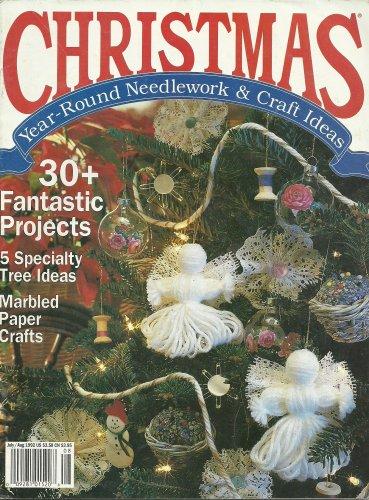 Christmas Year-Round Needlework and Craft Ideas