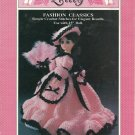 """Lilly - Fashion Classics by FibreCrafts for 15"""" Doll"""