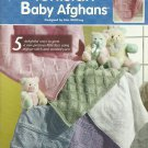 Annie's Attic Crochet 5 Tunisian Baby Afghans