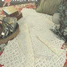 Antique Lace Afghan Pattern - Annie's Quilt and Afghan Club