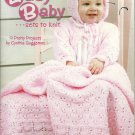Lacy Baby Sets to Knit - Afghans Bonnets Cardigans