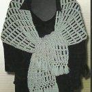 **Crochet * 4 * Elegant Evening Wraps  QUICK & EASY