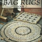 Crochet 5 BAG Rugs - made from plastic bags Book 2