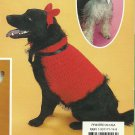 Crochet Doggie Costumes - 11 Patterns by Darla Sims