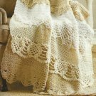 Crochet - Gifts to Go - 40+ Take-Alongs - Pineapple Afghan - 10 pictures