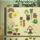 "More ""Fridgies"" - 25 Designs to Crochet /Bear-Mouse - Owl"