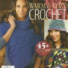 Crochet! Warm & Cozy Crochet ~ Animal Afghan + 9 others- 10 pictures