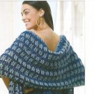 Crochet 6 Shawls and Wraps For All Occasions !!