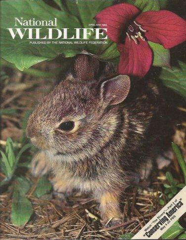 National Wildlife April/May 1988