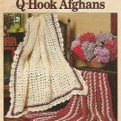 Q-Hook Afghans - Quick and Easy - Maggie's Crochet