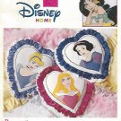 OOP HTF ** DISNEY PRINCESSES COLLECTION Cross Stitch * 22 * Patterns