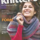 Knitter's Magazine Winter Issue K105 - 10 pictures