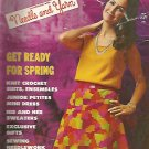 Modern Needlecraft - Vintage - 1968 - Suits, Coats, Sweaters, Dresses both Knit and Crochet