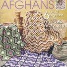 Crochet Desert Ripple Afghans - 6 quick & easy patterns