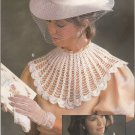 Crocheted Collars - 6 Designs to Create