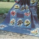 Crochet Butterfly Granny Afghan Pattern - Plus 50 more to Crochet and Knit