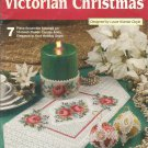 Plastic Canvas Victorian Christmas - Stocking - Table Runner