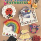 Fun Fridgie Favorites by Annie's Attic - OOP - NEW - 1993