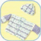 Sweet Baby Crochet by Red Heart - 5 Patterns -
