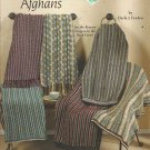 Vertical Stripe - Reversible Afghans with double-ended Hook