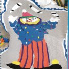 EASY LIVING CROCHET - Clown Afghan, Plaid, Patchwork plus Sweaters, Poncho, Watermelon Sweater