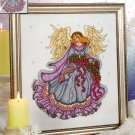 *Cross stitch kit WINTER ANGEL By Shelly Rasche 5464
