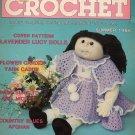 Women's Household Crochet 1986 - Dolls - Baby Sunsuit - Girl's Cape - Child's Hooded Coat