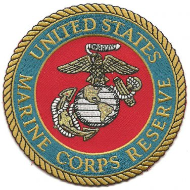 United States Marine Corps Reserve Patch
