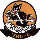 USMC VMO-6 Marine Observation Squadron Patch