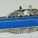 US Army CIB Combat Infantry Badge 3rd Award Tie Clip