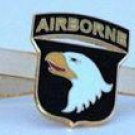 US Army 101st Airborne Division Tie Clip
