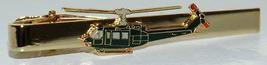 US Army Huey Helicopter Tie Clip