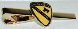 US Army 1st Air Cavalry Vietnam Tie Clip