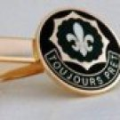 US Army 2nd ACR 2nd Armored Cavalry Regiment Tie Clip
