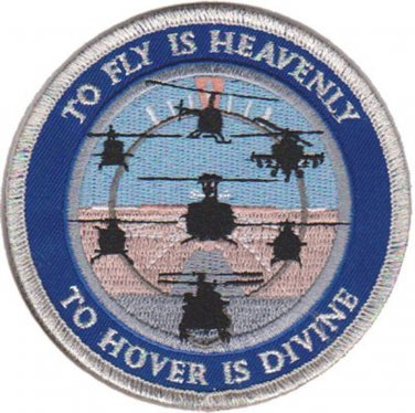 USMC Helicopter Pilot To Hover is Divine Patch