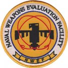 USMC N.W.E.F. Naval Weapons Evaluation Facility Patch