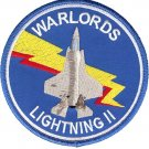 USMC HMM 768 Marine Fighter Attack Training Squadron Warlords Patch