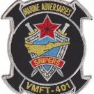 USMC VMFT-401 Marine Fighter Training Squadron 401 Patch