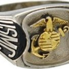 US Marine Corp Signet Ring