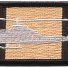 USMC AH-1 Iraq Ribbon Cobra Helicopter Patch