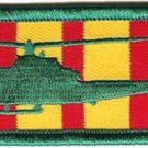 USMC AH-1 Vietnam Ribbon Cobra Helicopter Patch