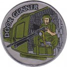 USMC Helicopter Door Gunner Patch