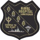 USMC Long Beach Naval Hospital Patch