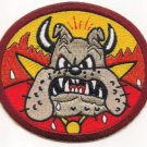 USMC Disney WWII Series VMF 351 Peg Leg Petes Devil Dogs Patch Hard to find