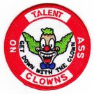 USMC HMLA-168 Light Attack Helicopter Squadron TALENT CLOWNS ASS ON Patch