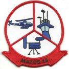 USMC MATCS-18 Aviation Squadron Patch