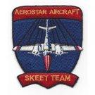 USAF Piper Aerostar Aircraft Military Patch SKEET TEAM